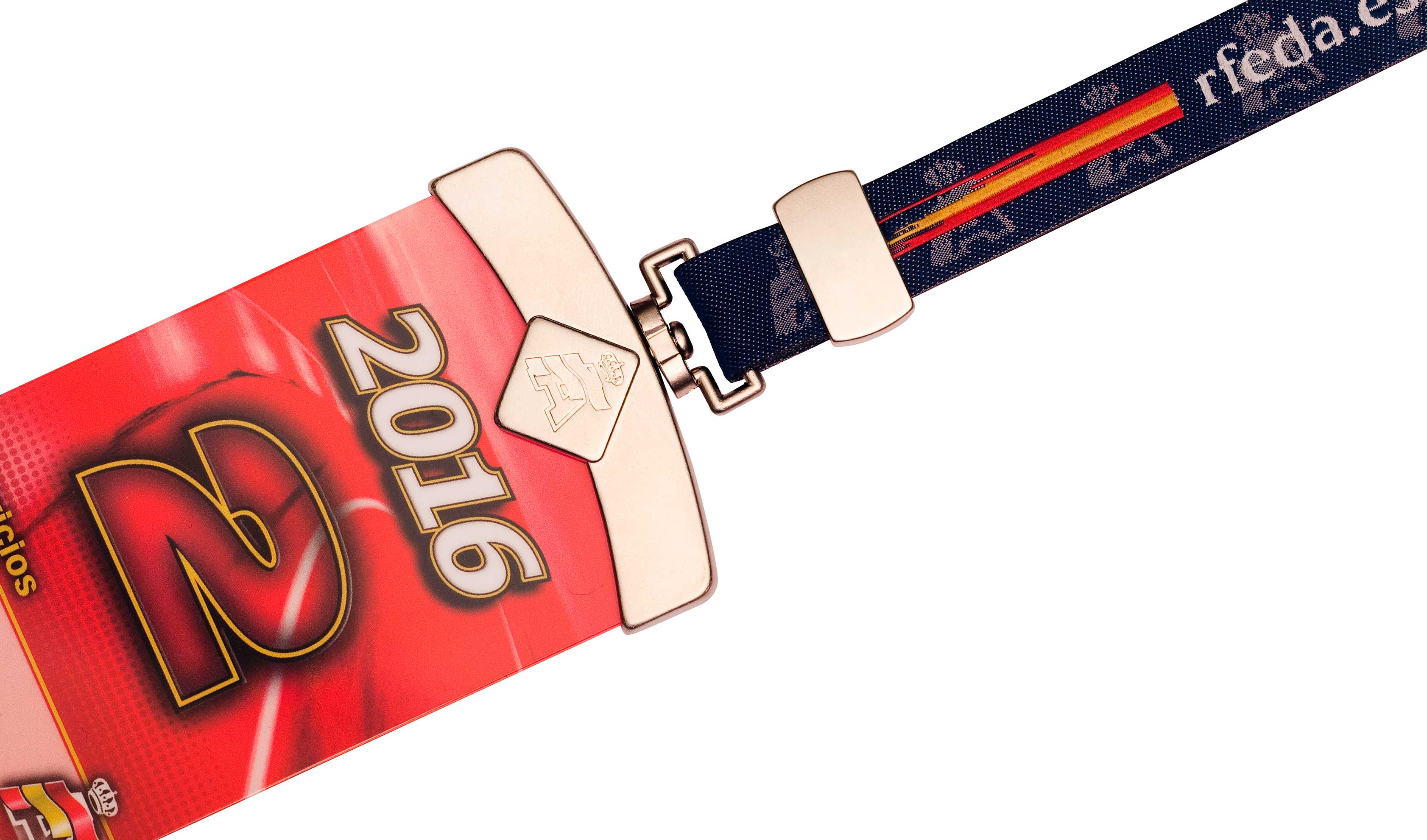 The excellence on custom lanyards